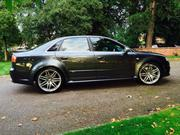 Audi S4 87122 miles 2007 AUDI RS4 QUATTRO GREY