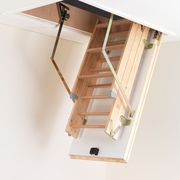 Buy LuxFold Timber Loft Ladders - Wooden Loft Ladders