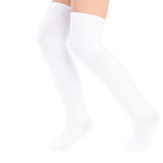Girls and Womens Over the knee School Socks (