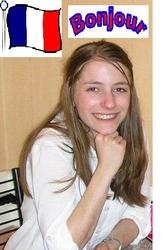 French lessons by a native speaker!